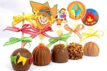Doces-aniversário-tema-Fazendinha-Country-São-João-38 Idéias para festa Infantil com tema Fazendinha para meninos e meninas