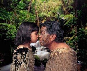 Uma experiência Maori