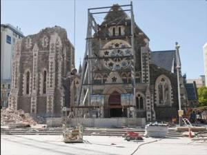 Recuperação de Christchurch