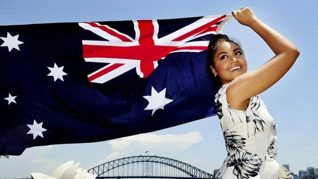 happy australian-jessica-mauboy