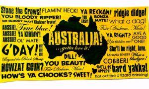 Gírias comuns na Austrália