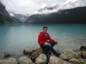 #experiência: Gustavo Bado, Vancouver, CA