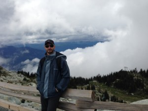 #experiência: Regis Reis, Vancouver, CN
