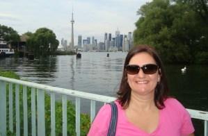 #experiência: Simone Barreto, Toronto, CN