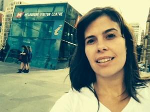 #experiência: Tatiana Capozzi, Melbourne, AUS