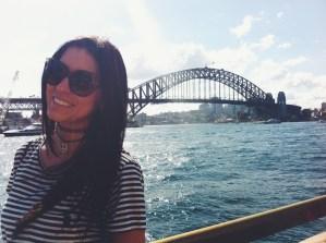 #experiência: Ísis May, Sydney, AU