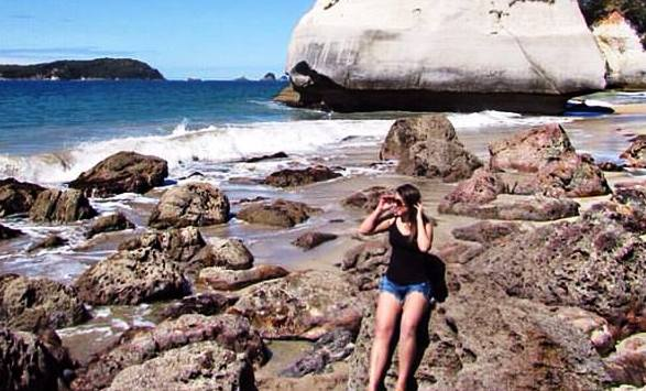 Meu Intercâmbio na Nova Zelândia – Jessyca Leger