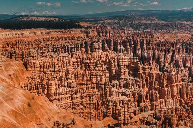 canyons do parque nacional bryce canyon