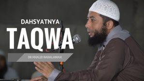 Biografi Ustad Khalid Basalamah
