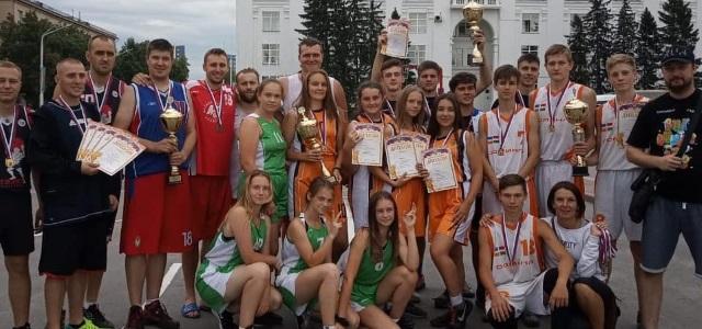Итоги соревнований по баскетболу «Оранжевый мяч».