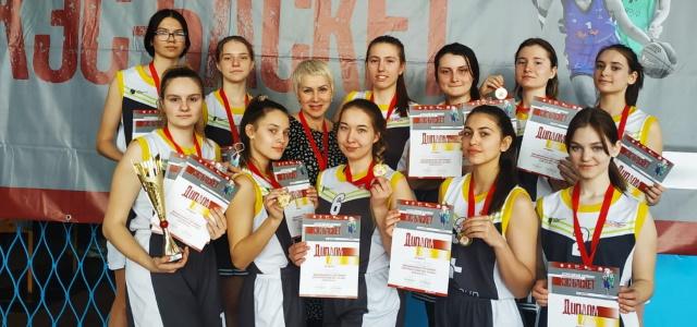 В г.Киселевске прошел дивизиональный этап Чемпионата ШБЛ «КЭС-Баскет» среди девушек.