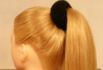 髪のためのベーグルの使い方