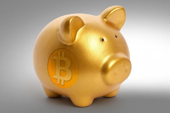 nagy bevétel a bitcoinokon
