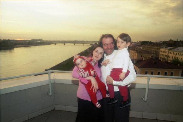 Валерий Гергиев биография личная жизнь семья жена дети  фото