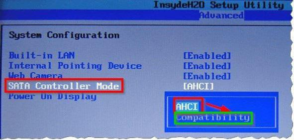 как установить windows xp с диска