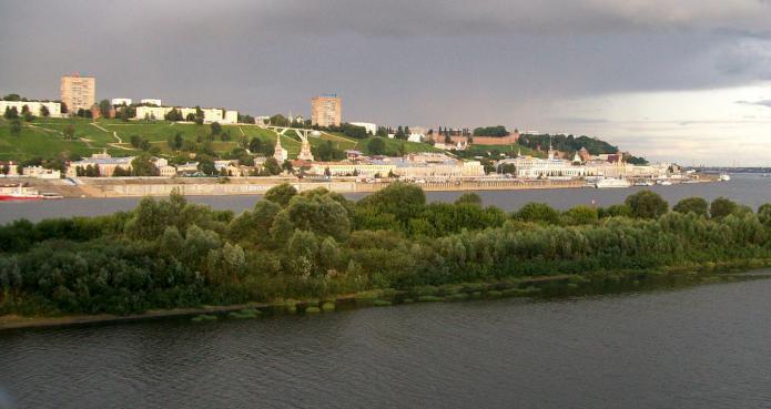 Как люди влияют не реку Оку в России