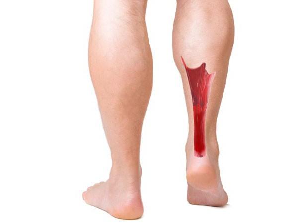 Упражнения на связки и ахилловы сухожилия