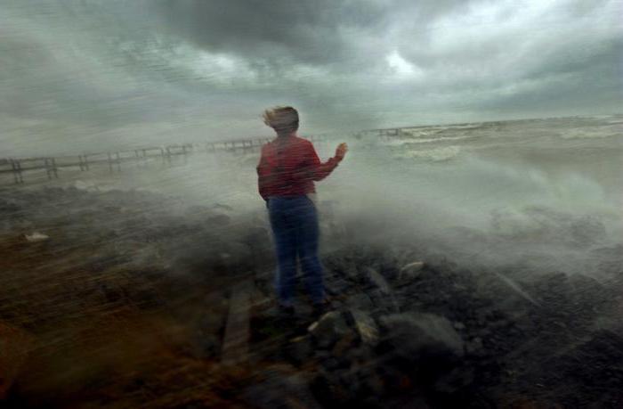 orkaner, stormer, tornadoer