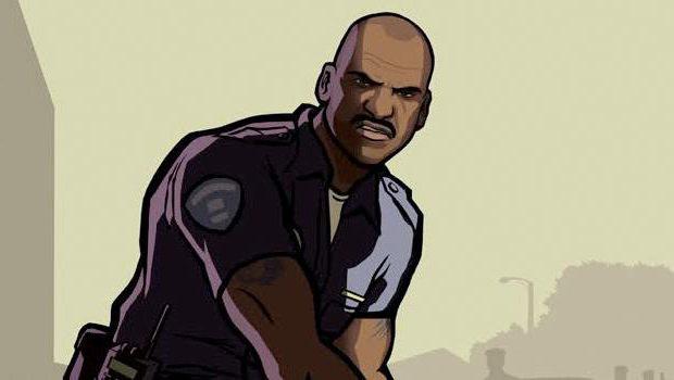 Fashion GTA San Andreas Become a policeman