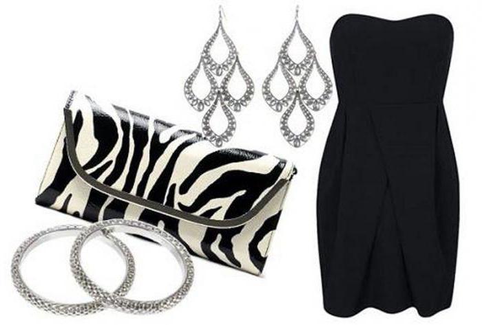 44e3d39a8b Čo bižutéria sa hodí do čiernej čipky šaty. Ako si vybrať šperky na ...