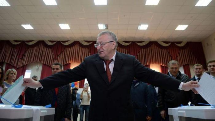 LDPR Zhirinovsky