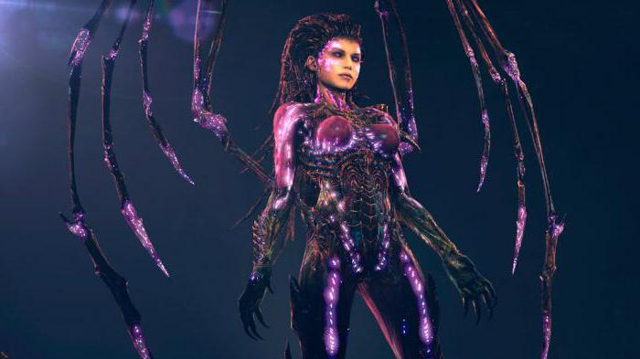 Sarah Kerrigan Is A Character Story One Hero Story Sarah