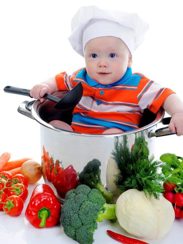Чем можно занять семимесячного ребенка