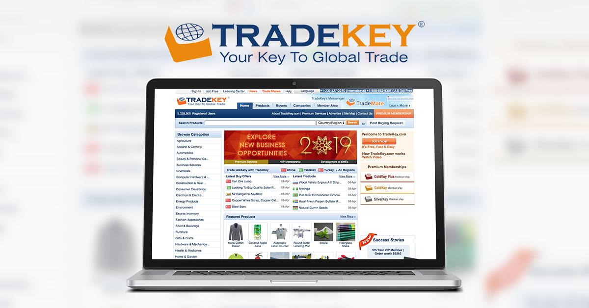 TradeKey – international B2B Marketplace