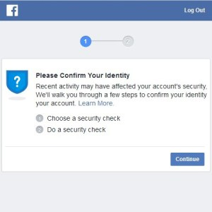 Facebook-Locks