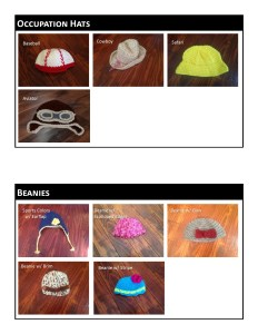 Occupation Hats & Beanies