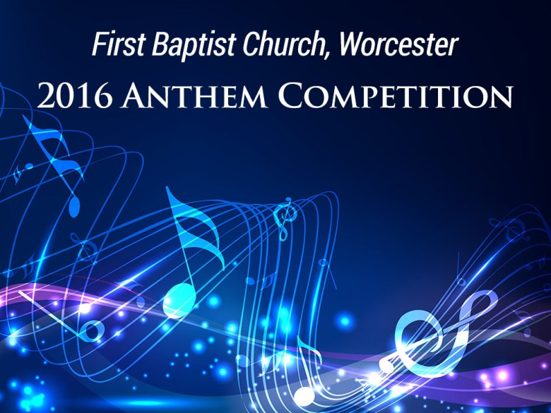 2016 Anthem Competition