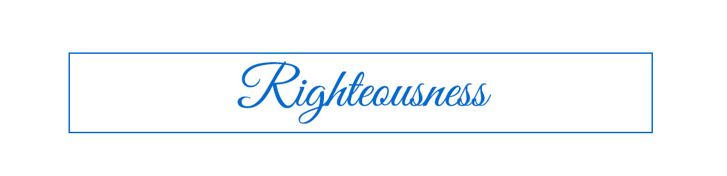 righteousness header image