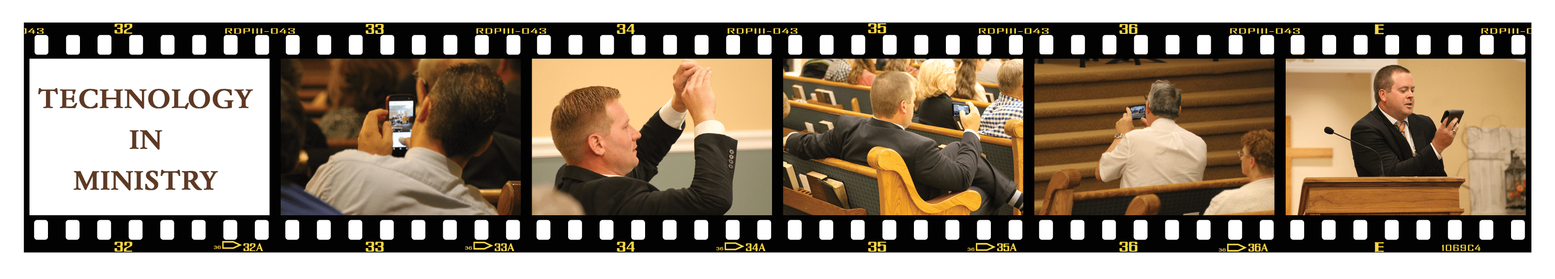 technology in ministry filmstrip image