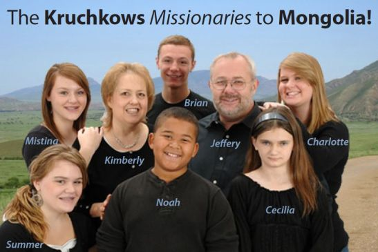 jeff kruchkow faith baptist church missionary to mongolia image