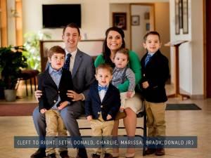 Donald Sevigne Family - Faith Baptist Church Supported Missionary image