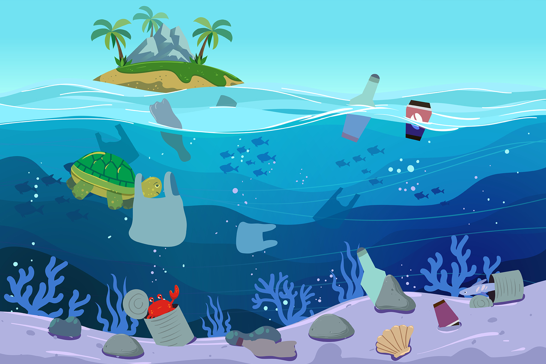 Water Pollution In The Ocean