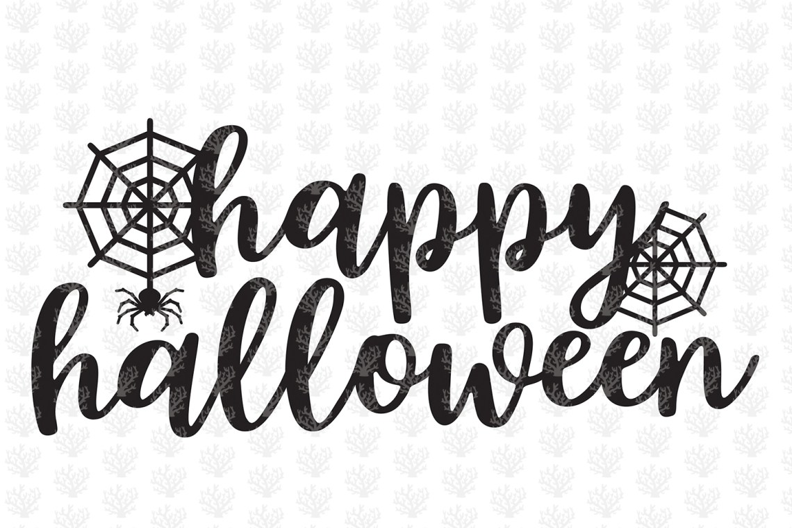 Download Happy Halloween - Halloween SVG EPS DXF PNG Cutting Files