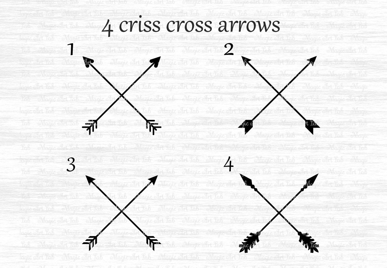 Arrows Svg Circle Monogram Svg Circle Frame Arrow Heart