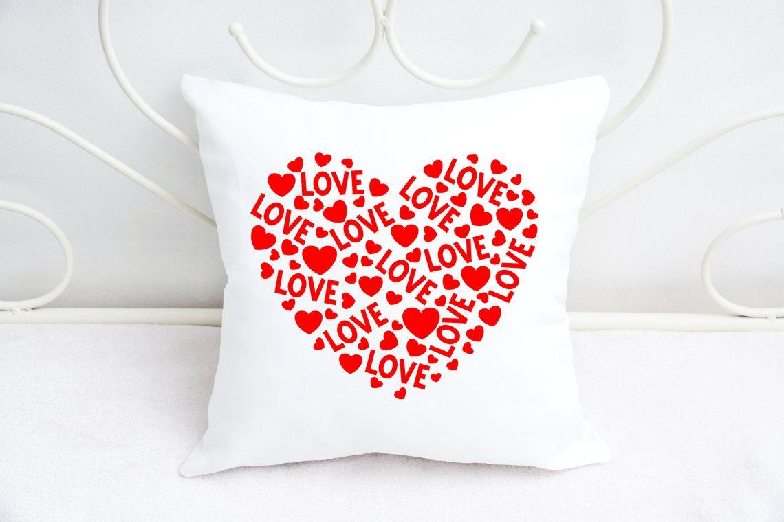 Download Heart of Love SVG - Valentine SVG