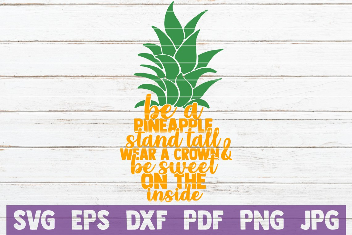 Download Free Pineapple Svg For Cricut