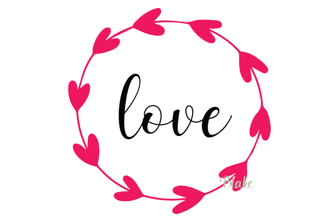 Download Love svg CUT file Hearts SVG Love cut file Love with ...