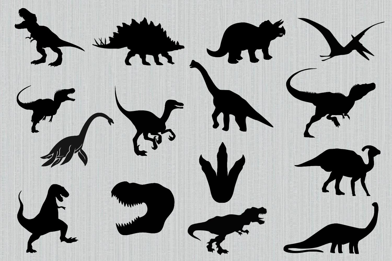 Dinosaur Svg Bundle Dinosaur Clipart Dinosaur Dxf Trex