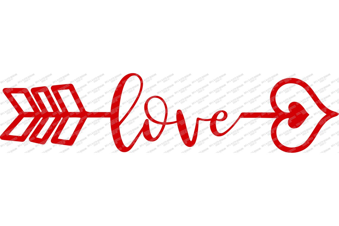 Download Love Cupid's Arrow - Valentine's Day - Valentine _ SVG PNG
