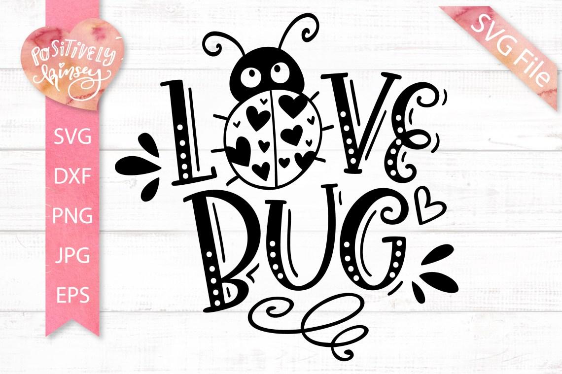 Download Love Bug SVG, Kids Valentine SVG for Baby & Toddler Shirts!