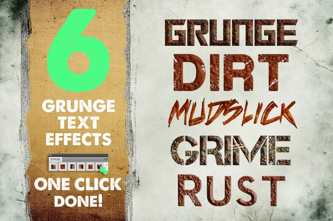 Download 57 Essential Grunge Textures Pack