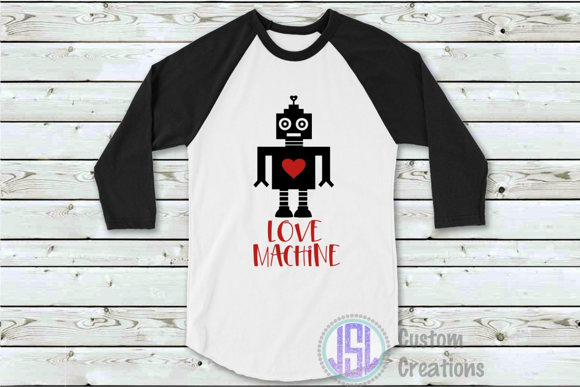 Download Love Machine | SVG DXF EPS PNG Digital Cut File