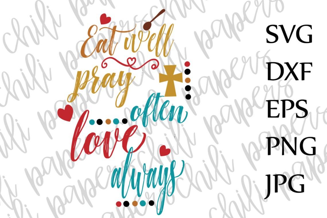 Download Eat Pray Love Svg