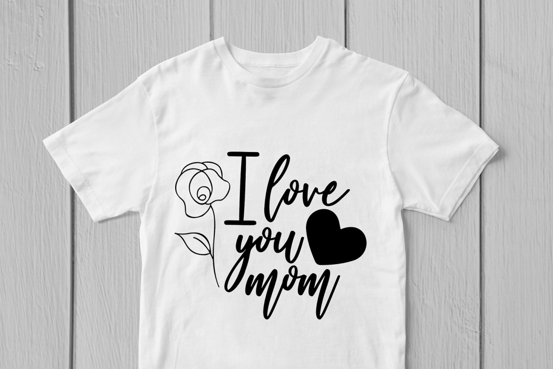 Download I Love You Mom - Mother SVG EPS DXF PNG Cutting Files ...