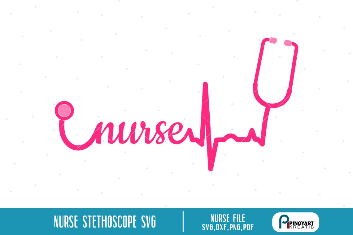 Download Nurse SVG Cut File (75558)   SVGs   Design Bundles