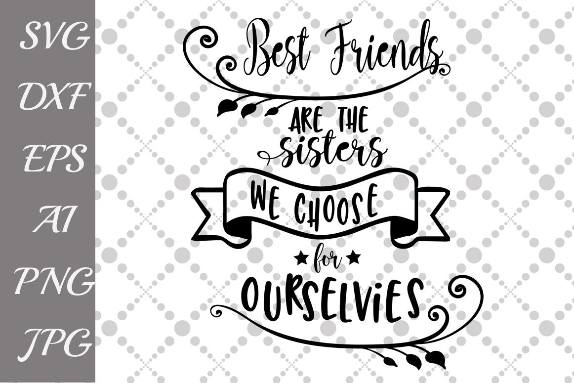 Best Friends Svg